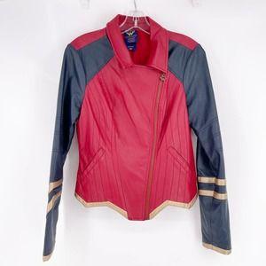 Hot Topic Wonder Woman Multicolor Jacket
